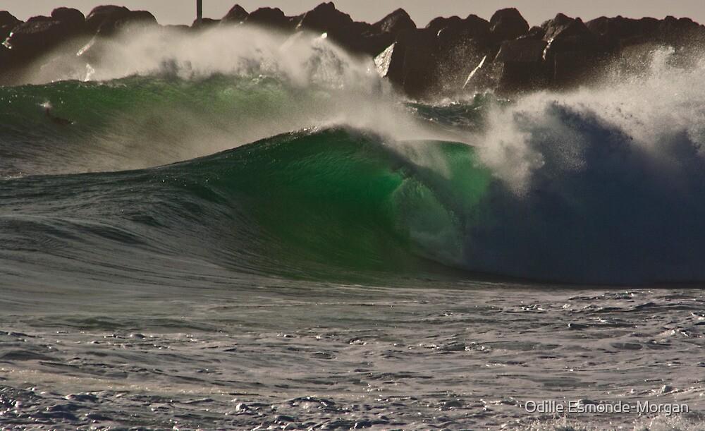 Wave Power, Duranbah by Odille Esmonde-Morgan