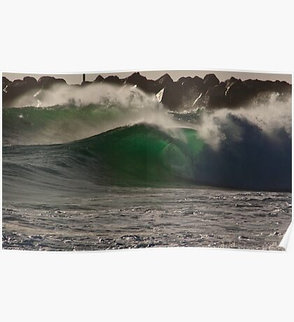 Wave Power, Duranbah Poster