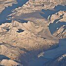 Alaskan Glacial Coast 2 by Bob Moore