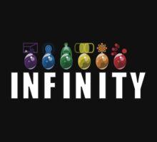 INFINITY GEMS  by Manbalcar