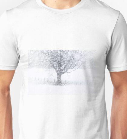 Snow Fall Unisex T-Shirt