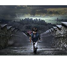 child of New York Photographic Print