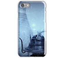 Oil Lamp & Shadows iPhone Case/Skin