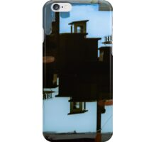 Industrial Mixed Media iPhone Case/Skin
