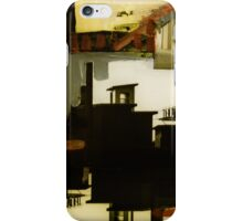 Industrial Mixed Media 2 iPhone Case/Skin