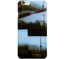 Industrial Mixed Media 3 iPhone Case/Skin