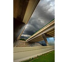 Under the Ring Road Photographic Print