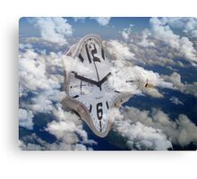 Time Travel... Canvas Print