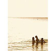 At the Beach II Photographic Print