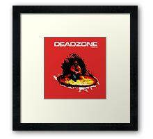 DEADZONE Framed Print