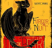 Fury of the Night - Vintage Edition by tonksiford