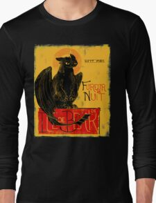 Fury of the Night - Vintage Edition Long Sleeve T-Shirt