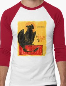 Fury of the Night - Vintage Edition Men's Baseball ¾ T-Shirt