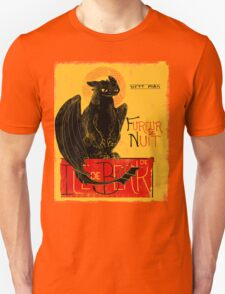 Fury of the Night - Vintage Edition Unisex T-Shirt