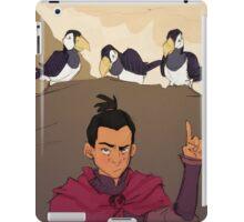 ATLA: Enemy Birds iPad Case/Skin