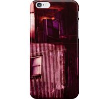 Industrial Mixed Media 6 iPhone Case/Skin