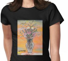 Fiori Womens Fitted T-Shirt