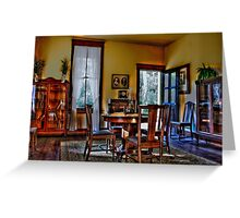 The Sitting Room Greeting Card