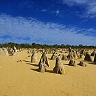 The Pinnacles by Rosie Appleton