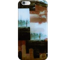 Industrial Mixed Media 8 iPhone Case/Skin
