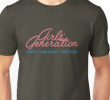 SNSD is back Unisex T-Shirt