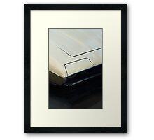 Iso Rivolta Framed Print