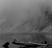 A Moody Morning on Blanca Lake by Rakesh Malik