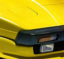 Lamborghini Jalpa by beegee80