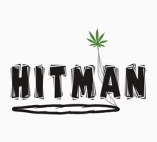 "Marijuana ""Hitman"" by MarijuanaTshirt"