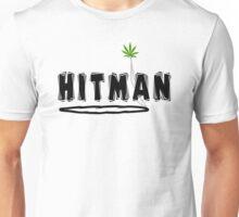 """Marijuana """"Hitman"""" Unisex T-Shirt"""