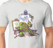 Ninja Rockwell Unisex T-Shirt