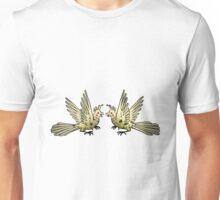 Cockatiel Duel Unisex T-Shirt