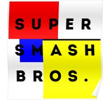 Super Smash Bros. Poster