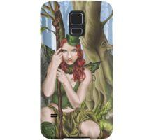 Irish Green Fairy Leprechaun Samsung Galaxy Case/Skin