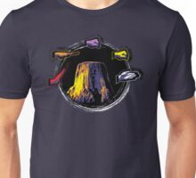 Close Encounters of the Hand Signs Unisex T-Shirt