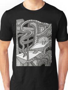 Boquete en el alma Unisex T-Shirt