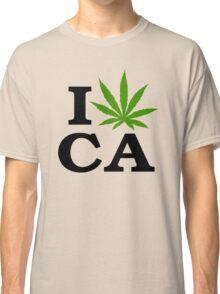 I Marijuana California Classic T-Shirt