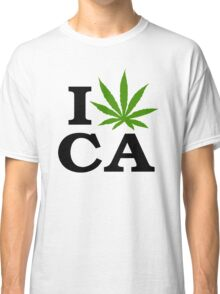 I Marijuana California Classic T-Shirt