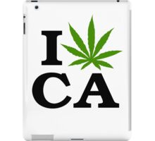 I Marijuana California iPad Case/Skin