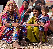 Desert Life in Rajasthan by Lopamudra Talukdar