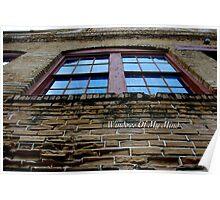 Windows Of My Mind Poster