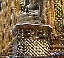 Grand Palace Buddha by Angie Spicer