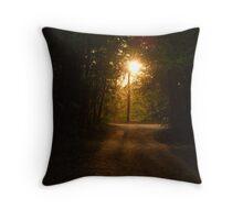 SC Sunset Drive Throw Pillow