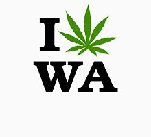 I Marijuana Washington T-Shirt
