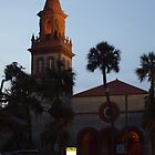 Church, St. Augustine, Florida by Karen L Ramsey