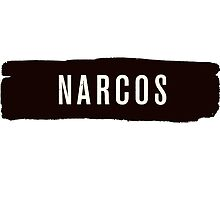 Narcos - Black by trevorhelt
