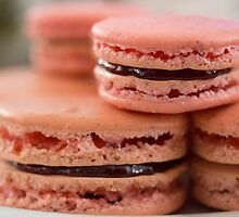 Macarons by Beanne Hao