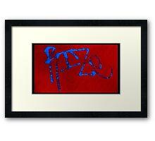 Rize & Shine Framed Print