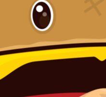 Burger Animal  Sticker