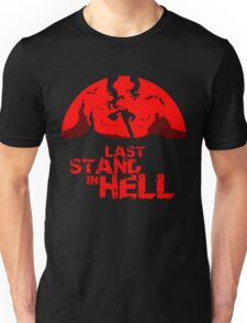 Last Stand in Hell - the Pursuit T-Shirt